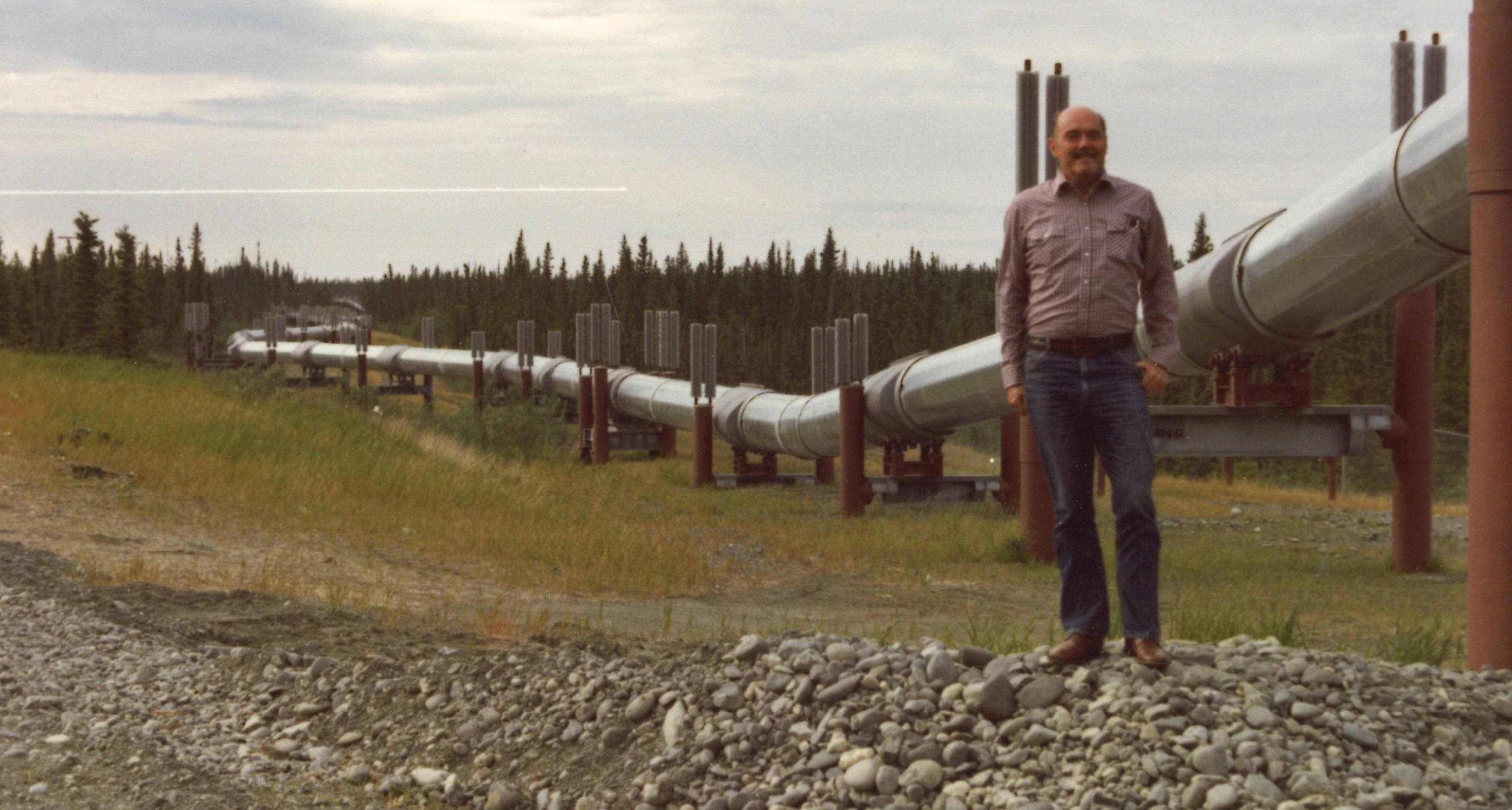 1980 trans alaska pipeline