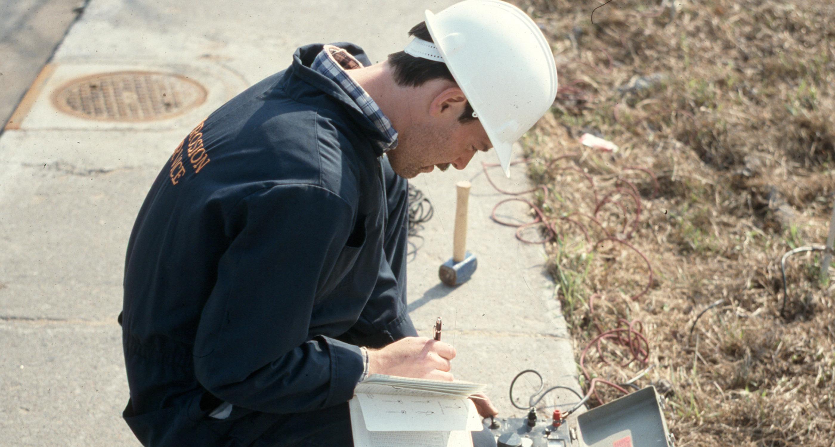 Corrosion Service survey