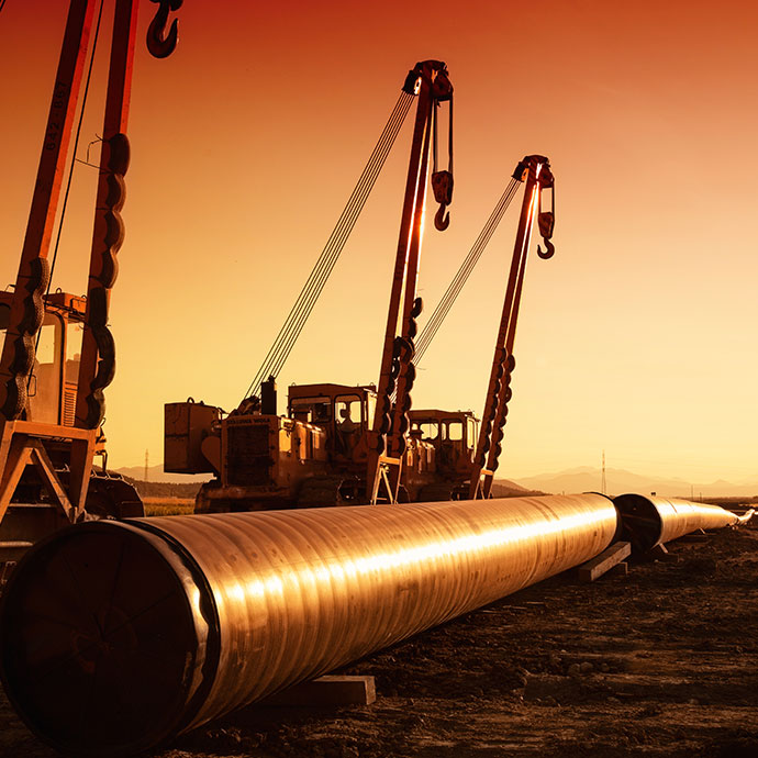 inset services cathodic pipelines